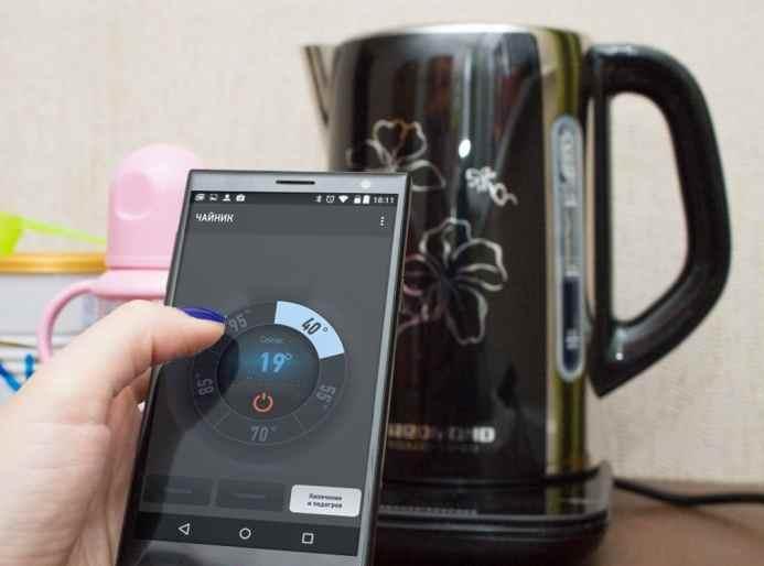 Популярные модели электрических чайников