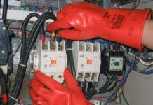 Безопасность при электромонтажных работах