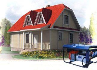 Дизельные генераторы для дома и дачи