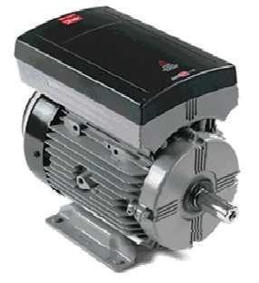 асинхронный электродвигатель с частотным преобразователем
