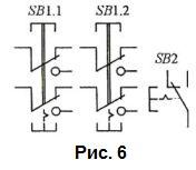 графическое обозначение выключателей