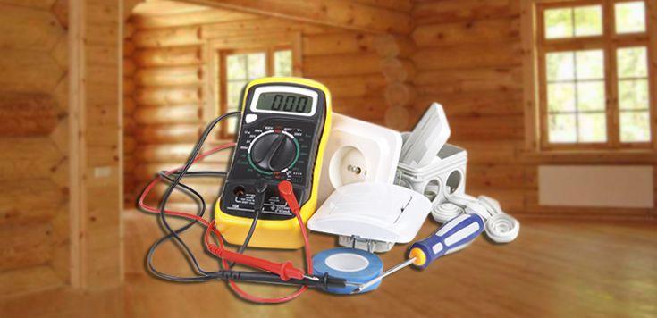 инструмент для ремонта электропроводки