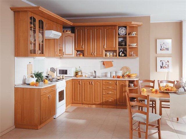 Как делается ремонт кухни под ключ