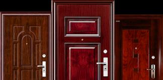 Металлические двери: преимущества