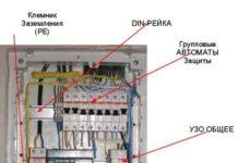 Выбор и установка электрощита в квартире