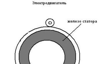Определение оборотов электродвигателя по катушкам обмотки