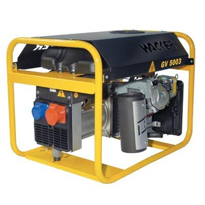 трёхфазный электрогенератор переменного тока