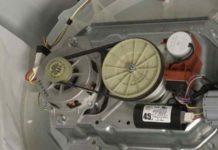 Замена электродвигателя в бытовой технике