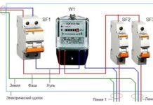 Защита электропроводки в квартире и доме
