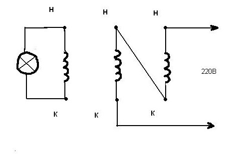 Маркировка выводов трёхфазного электродвигателя самостоятельно