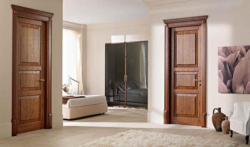Дешевые двери, дверные блоки и комплектующие для массового строительства жилья оптом в Москве