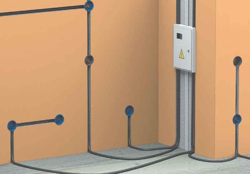 Системы электропроводки