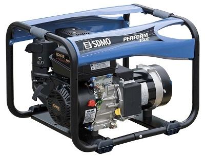 бытовой бензо-генератор