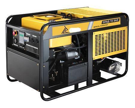 бытовой дизель-генератор