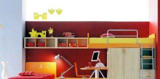 Розетки в детской комнате