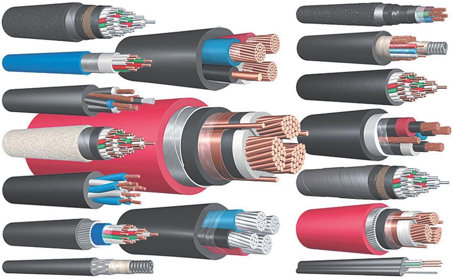 Электроизоляция кабелей и проводов