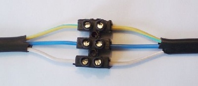 клеммные соединения проводов