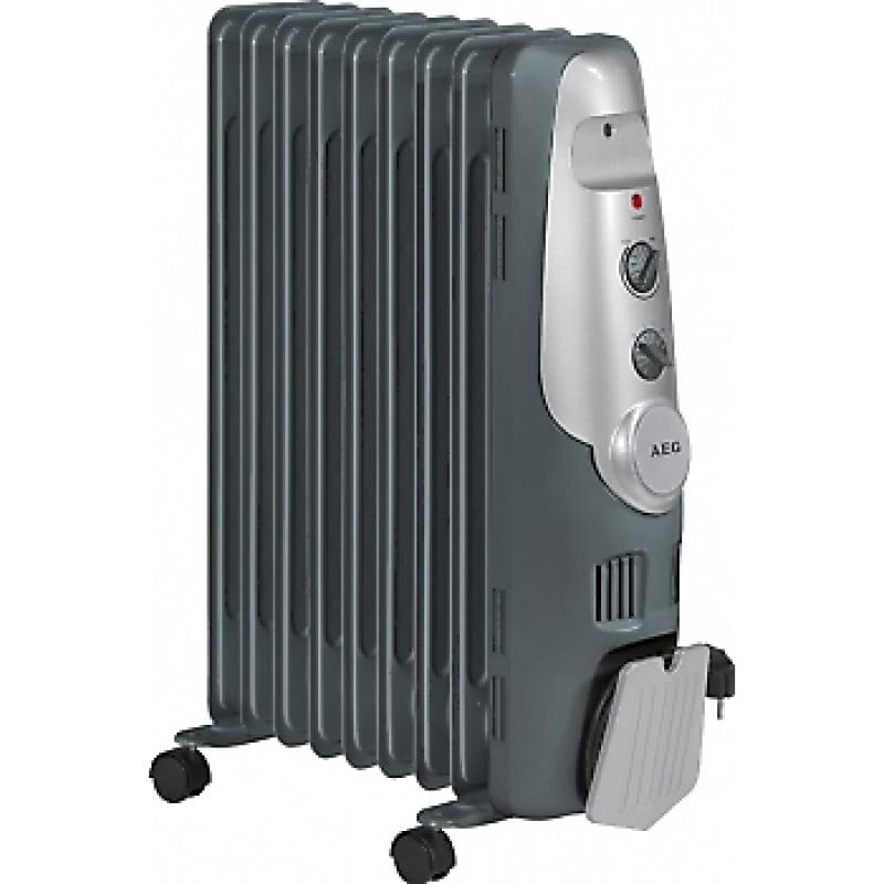 Электрические масляные радиаторы