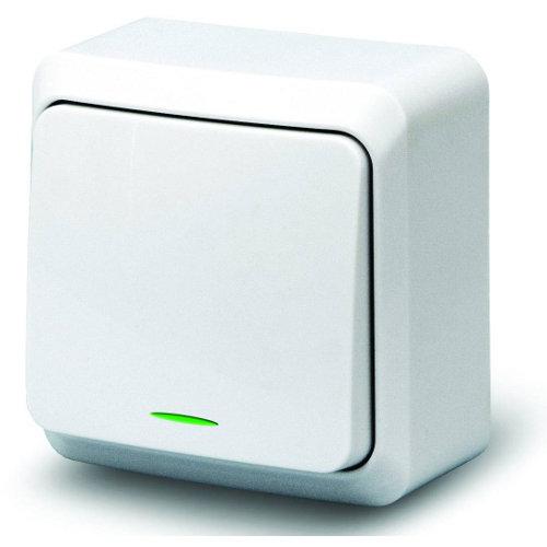 Установка выключателя, схемы подключения выключателя и переключателя