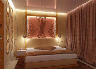 Освещение маленькой комнаты