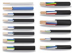 Провода для электрической проводки