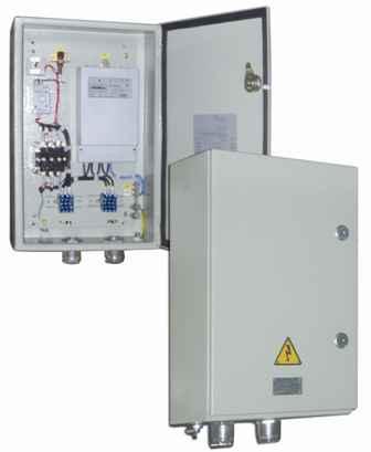 Шкаф наружного освещения: контроль электроэнергии в уличных условиях