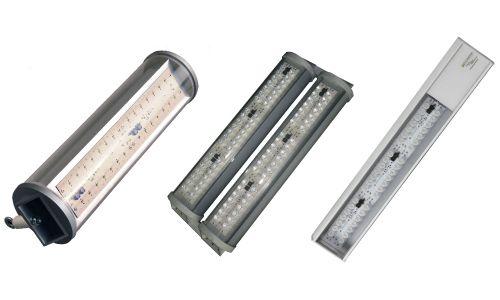 Параметры и технические характеристики светодиодных светильников