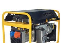 Электрогенератор трехфазный переменного тока