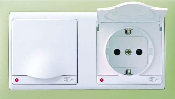 Защита электрических розеток