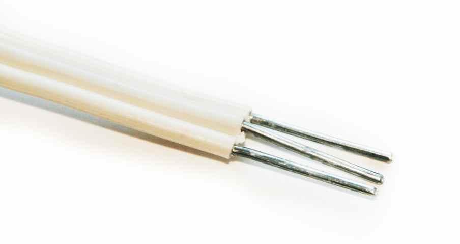 установочный алюминиевый провод