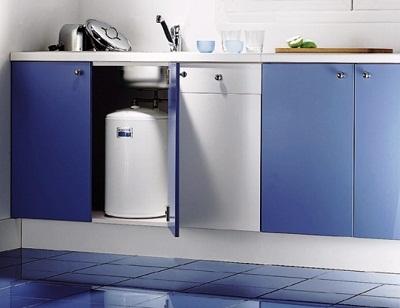 Электрический водонагреватель для кухни