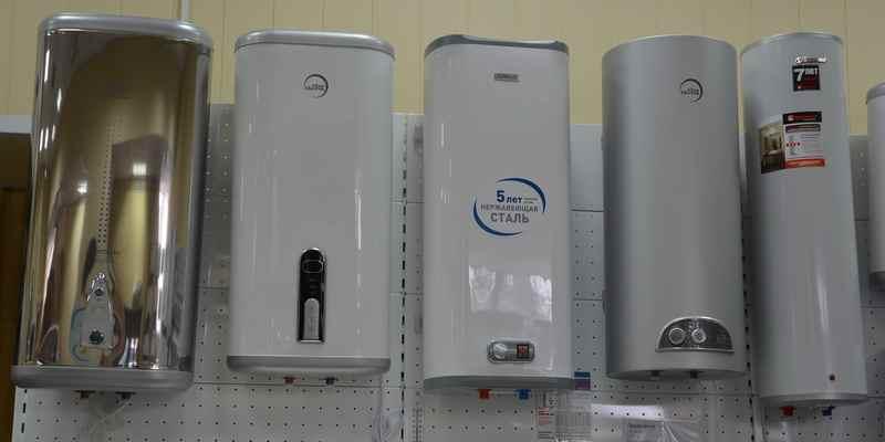 выбор накопительного нагревателя