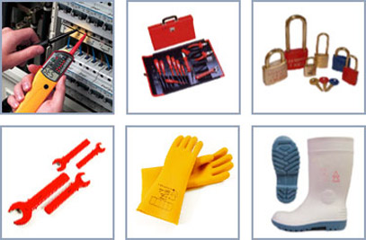 Электрозащитные средства - классификация и хранение